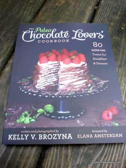 The Paleo Chocolate Lovers' Cookbook by Kelly Brozyna